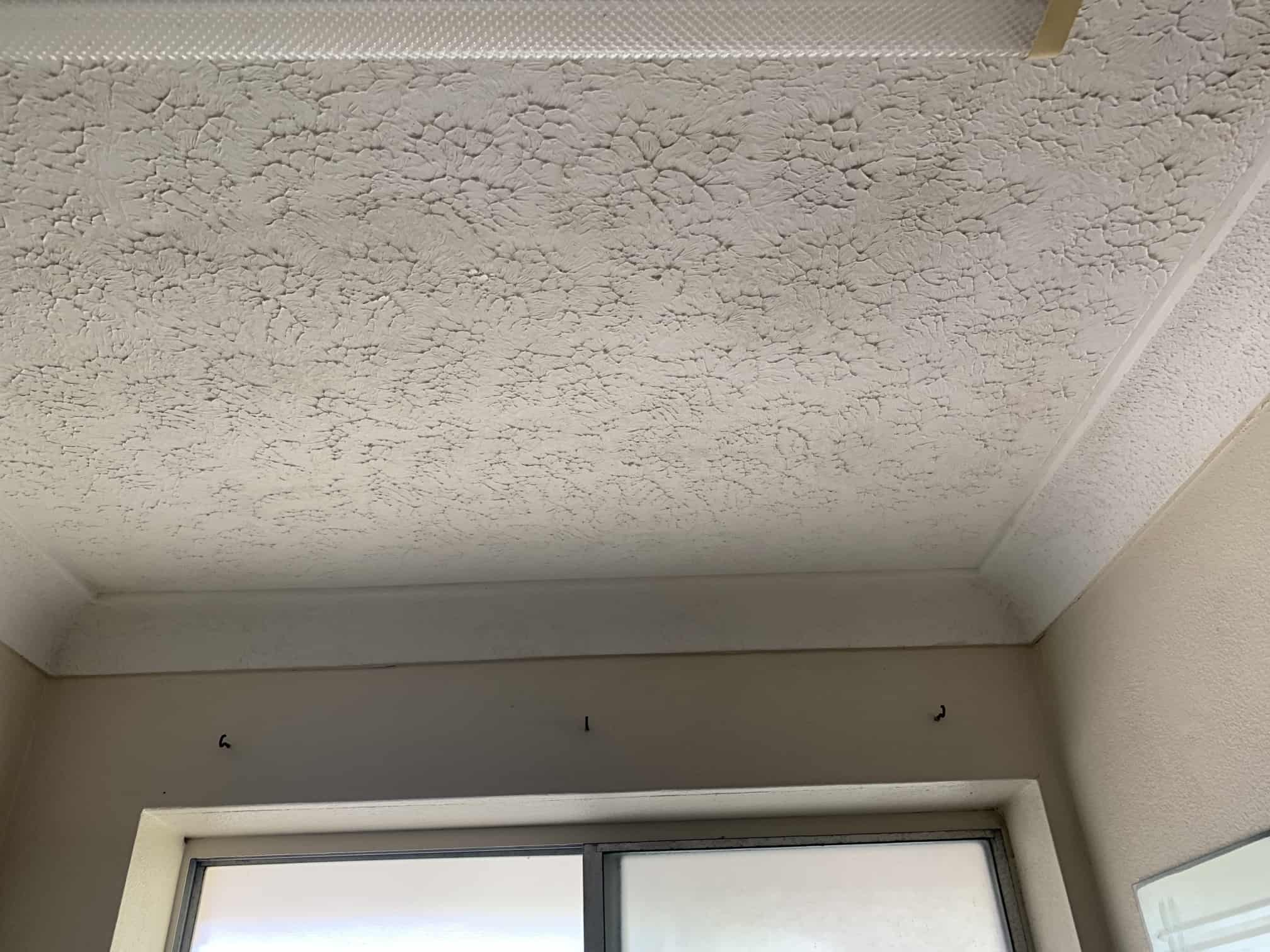 cracks in the ceiling
